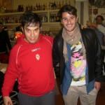 """Marco con """"Ciccio"""" Nicastro"""