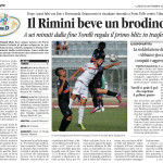 Corriere Romagna del 29/09/2014
