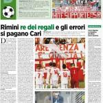 La Voce di Romagna del 22/9/2014