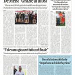Nuovo Quotidiano di Rimini del 20/10/2014