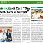 La Voce di Romagna del 20/10/2014