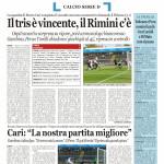 Nuovo Quotidiano di Rimini del 6/10/14