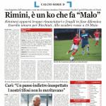 Nuovo Quotidiano di Rimini del 13/10/2014