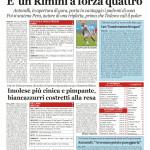 Nuovo Quotidiano di Rimini del 27/10/2014