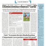Nuovo Quotidiano di Rimini 10/11/2014