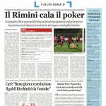 Nuovo Quotidiano di Rimini del 13/11/14