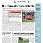 Nuovo Quotidiano di Rimini 17/11/14
