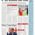 Nuovo Quotidiano di Rimini 8/12/14