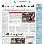 Nuovo Quotidiano di Rimini 15/12/14
