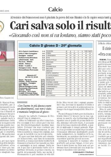 Corriere Romagna 12/1/15